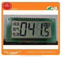 wholesale transparent numeric lcd display