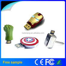 Fashion Avengers USB Series USB flash drive for promotion Gift