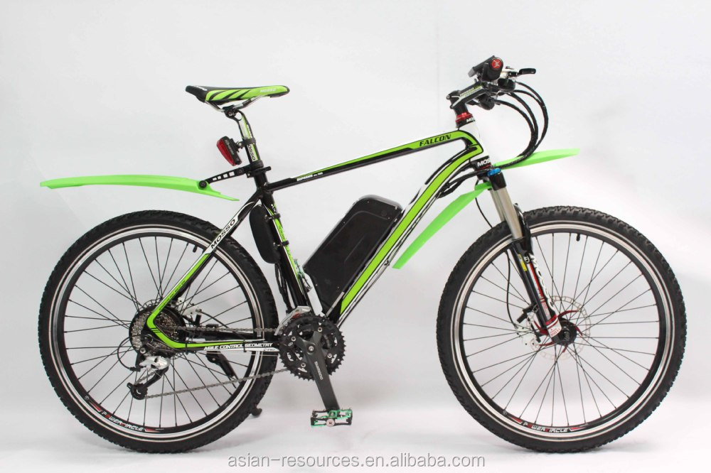 2015 Super Quality 36V 350W 27-speed For MOSSO Ebike with 36V 11AH For Samsung Battery,For Shimano Hydraulic Disc Bake