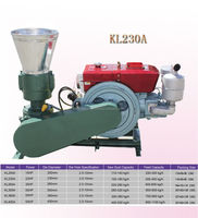 Hot selling biomass organic fertilizer wood pellet mill made by Chengda Machinery