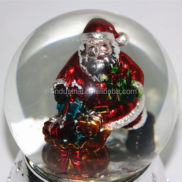 hot toys for christmas ornaments santa claus with gifts