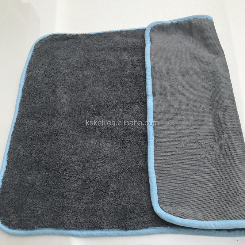 High Quality Deluxe Microfiber Car Wash Towels Kit for Car Vehicle