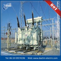 242kv electrical transformer substation equipment