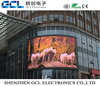 Giant outdoor full color led waterproof outdoor led tv p20 led penel