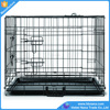 Metal Commercial rabbit cage / black powder coated wire pet cage