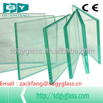 Float Glass(Clear, Tinted&Reflective)