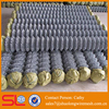 1 inch aluminium chain link fence factory directly price multifunctional