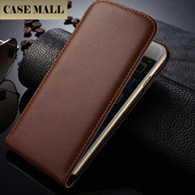 Smooth Leather Cover for iPhone 5/ Original Phone Case for iPhone6/ for iphone 6 leather case