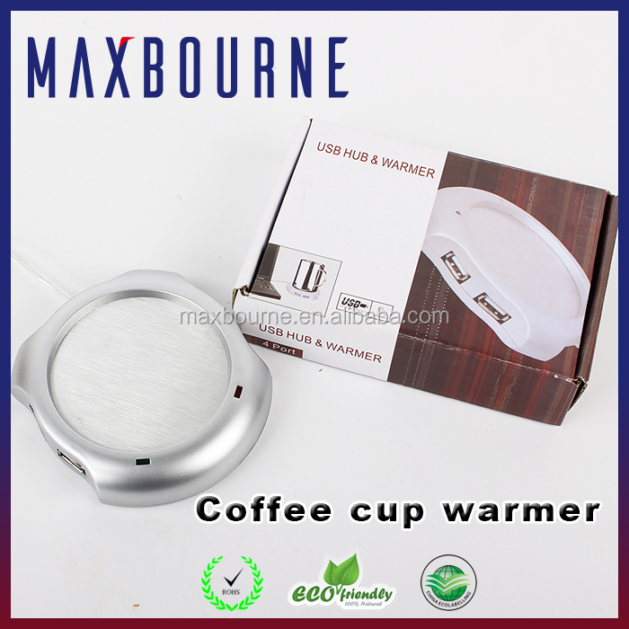 Cup Warmer Pad Plate USB Electronics Heat Coffee Mug Warmer