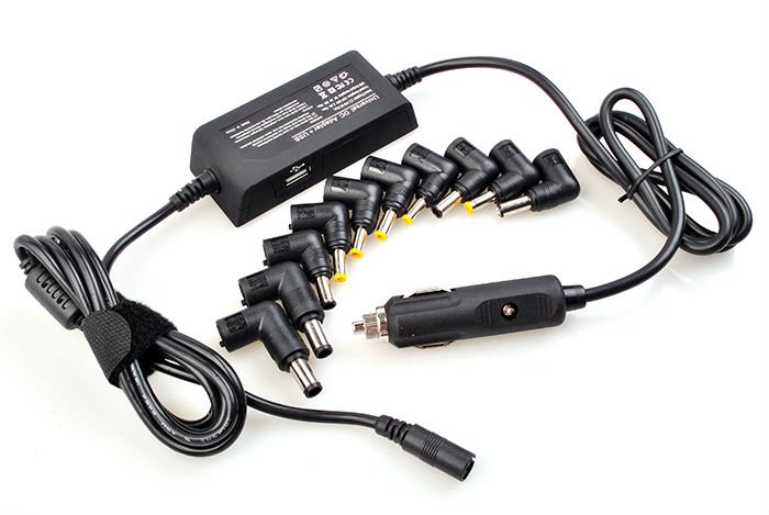 90W Universal Power Car charger/adapter For SONY Vaio PCGA-AC19V9 HP