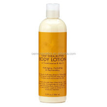 Private Brand Shea Butter Body Lotion For Moisturizer