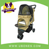 high quality best Pet stroller Dog stroller With Wheels