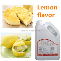 Lemon flavor concentrate artificial fruit flavor powder
