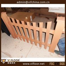 Composite Wood Veranda Fencing