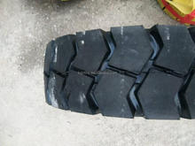 Tyre supplier Original in China cushion fork truck rubber tire