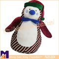 adorable festival decoration gift snowman,christmas stuffed snowman