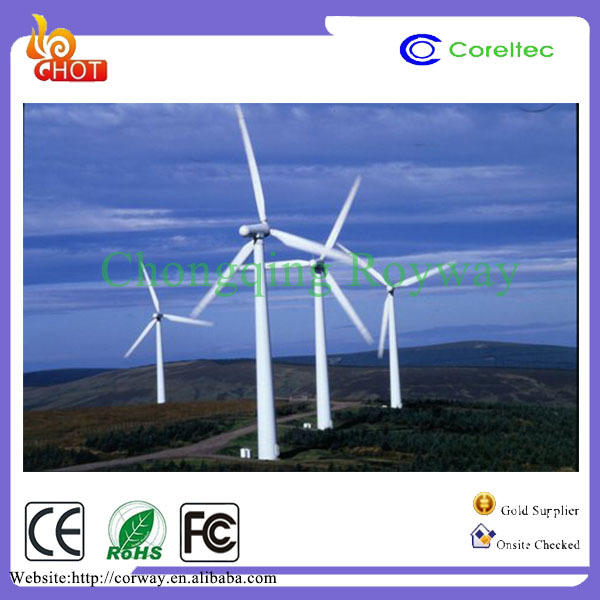 Best Price Variable Pitch Wind Turbine Generator 6Kw For House