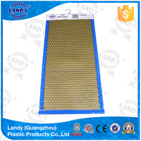 Cold-resistant easy to clean PE swimming solar pool cover