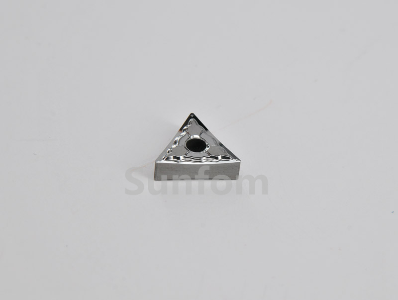 Made in China hot sale CNC lathes turning <strong>insert</strong> same as Korloy Chip breaker for aluminum cutting