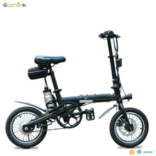 Gomiek GFD14-3 fashion bike 250w brushless hub motor e-bike electric bike kit