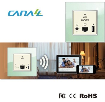 High Speed Wifi Coverage Hotel Wireless Access Point with Module Design