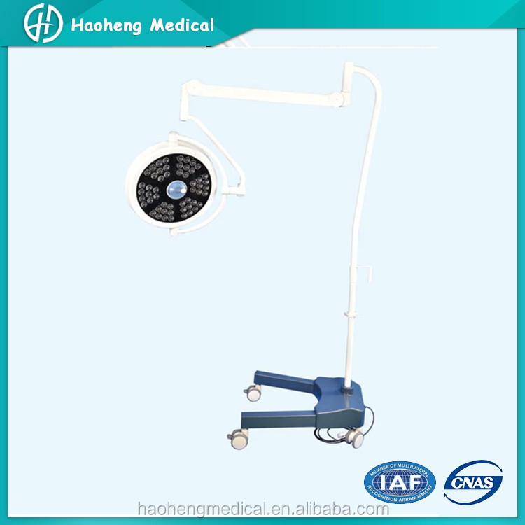 Hospital Single Head Led LED Portable Operating Lamp