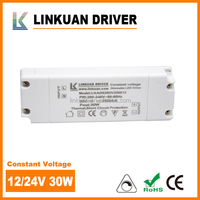CE Approved LED Driver 30W 12V 2500mA Uninterruptible Power Supply for Factory Direct Sale