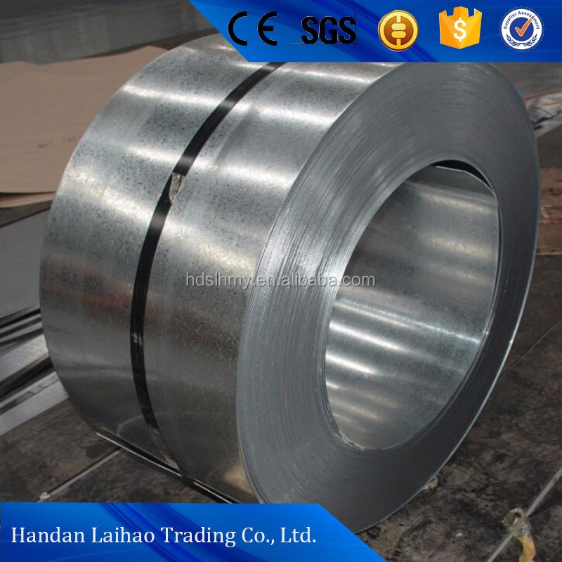 China DX51D high quality galvanized steel coil for roofing sheet