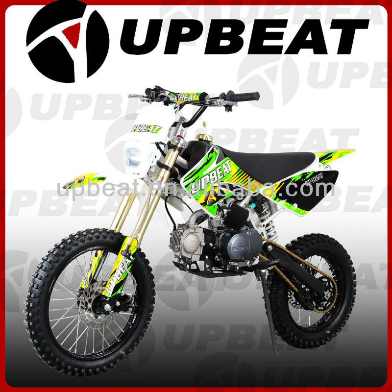 Zhejiang 125cc enduro dirt bike for sale (head light)