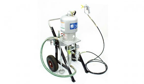"CosmoStar CY-0120 Flash 7"" 30:1 Pneumatic Airless Sprayer"