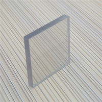 10mm 1.22m*2.44m cleare PC Soundeproofing Sheet