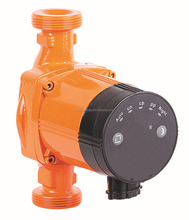 "European new style AUTO25/6-180A 1.5"" 2"" for Class A energy saving efficient hot water circulation pump(CE)"