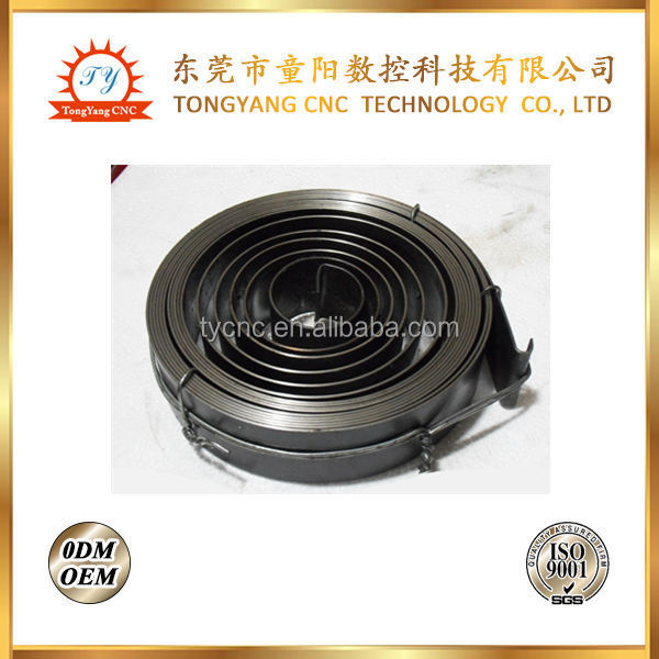 2015 Hot Sale Spiral Spring Constant force spring power spring