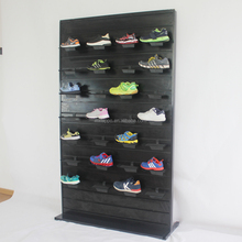 Hot Sale Shoes Store Used Metal Standing Display Stand For Shoes Promotion From China Supplier