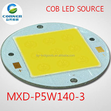 10W LED chip with high lumen