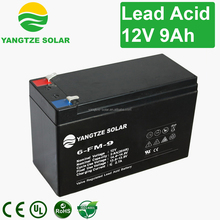 Top sale ups 12v 9ah dry recharged battery