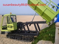 China mini crawler dump truck for sale with 1000kg with low price
