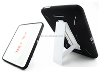 Hard Plastic and silicone combo case for Samsung Galaxy Tab 3 10.1 P5200