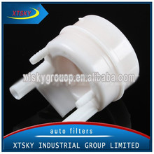 17040-JR50A high quality plastic fuel filter
