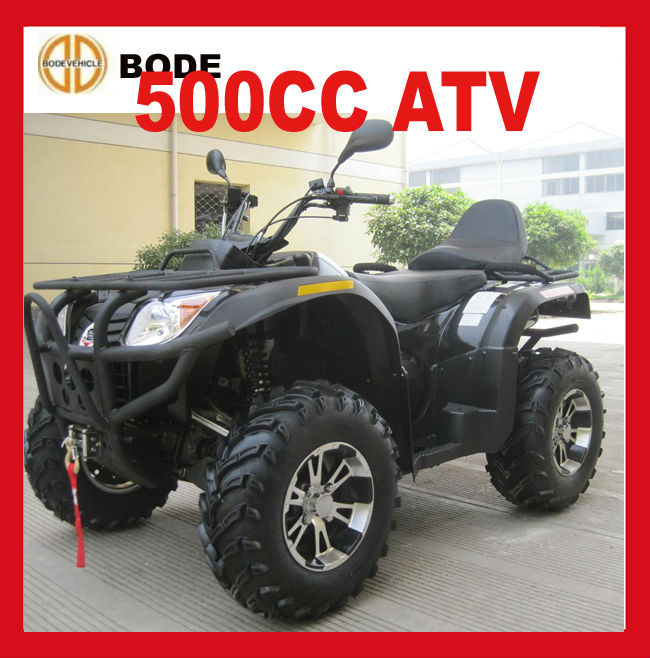 EEC 4X4 four wheel motorcycle 500CC(MC-396)