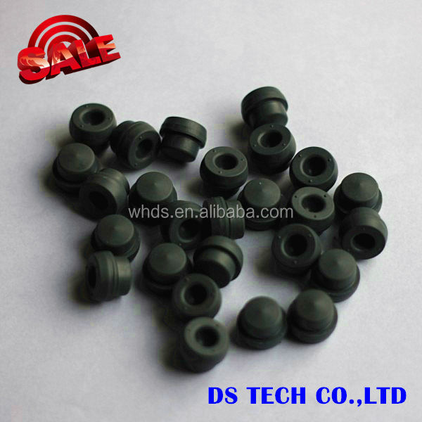 Butyl rubber sealant for blood collection tube
