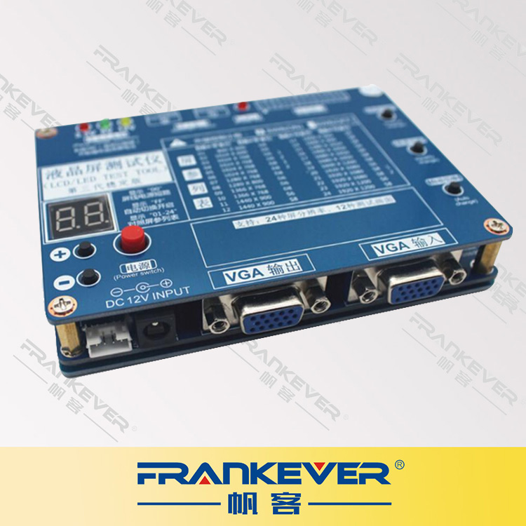 FRANKEVER LCD LED Panel Tester, Signal Generator, TV LCD Screen Test Tools