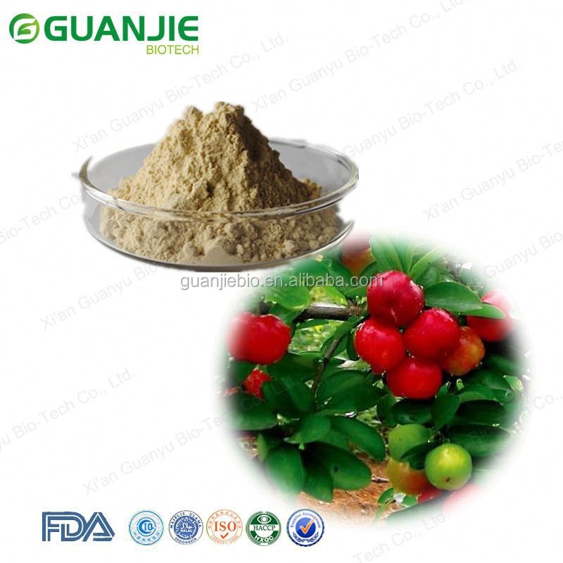 Import Export 100% vitamin c acerola cherry powder