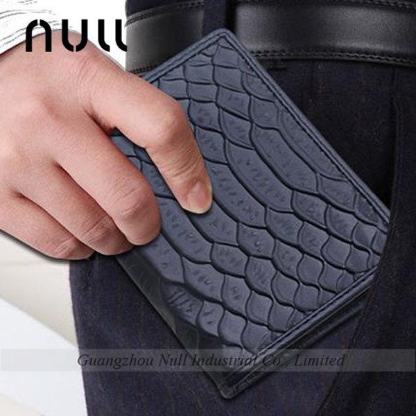top layer cow genuine leather man exquisite wallet china supplier purse
