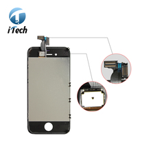 Wholesale Price LCD Screen for Apple Iphone 4S Front Glass Digitizer Repair with 1 Year Warranty