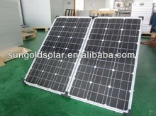 High efficiency folding solar panel solar energy 200w