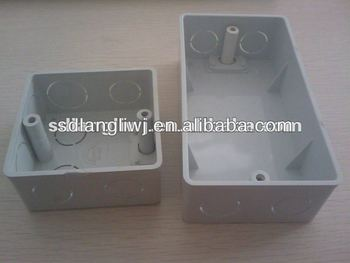 2016 new type of pvc junction box ,cable box, electric box