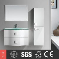 MDF High Gloss vanity fair bathroom furniture