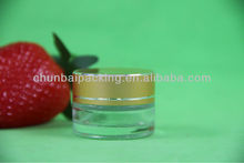 glass baby food jars wholesale with small volume