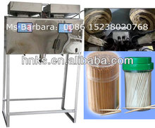 Bamboo toothpick packing machine/Automatic toothpick wrapping machine/Wooden toothpick packing machine